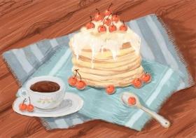 八月生日会|烈日炎炎,有你真甜!