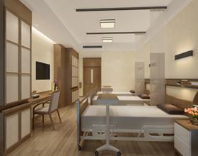 护理院三人间